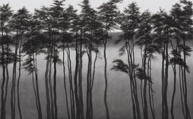 Pine harmony_한지에 수묵_72.7×116.8cm_2021.jpg