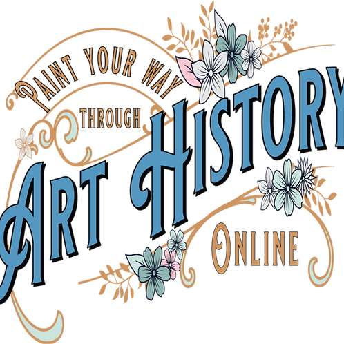 FALL TUITION for PAINT YOUR WAY THROUGH ART HISTORY