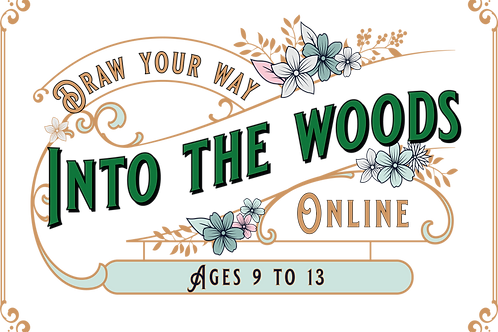 Paint Your Way Into the Woods
