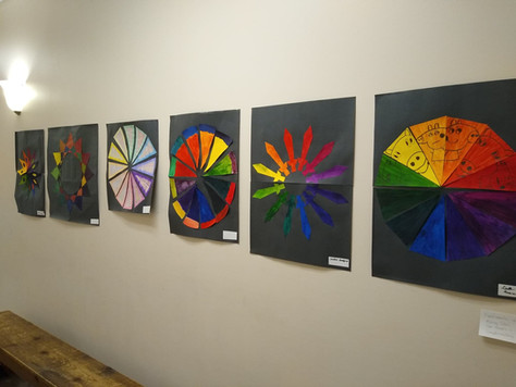 Color Wheel Creativity