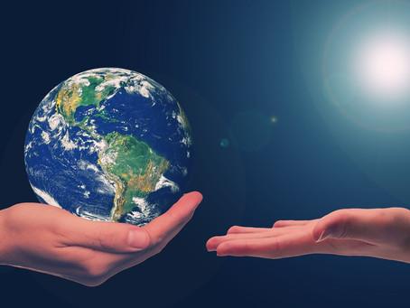 An environmentalist on Earth Day