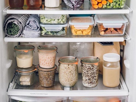 Keepin' it fresh – Tips to store food properly in your fridge