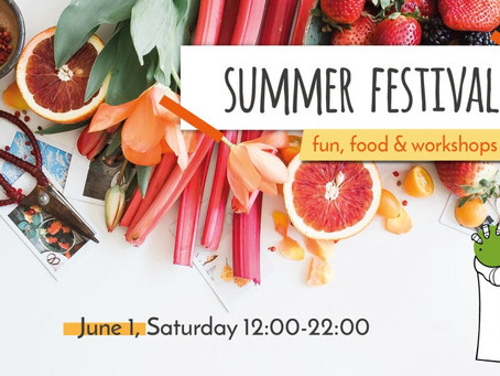 4 Things I learnt at the Taste Before You Waste Summer Festival
