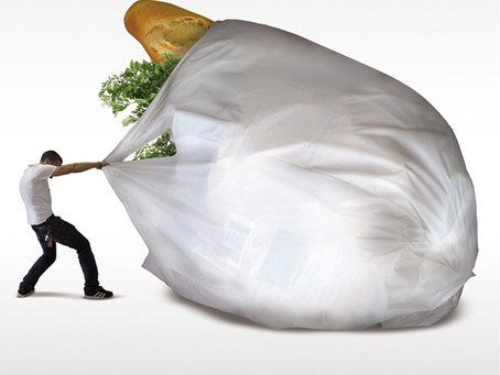 Food waste, beyond your trash can! – Thinking globally, acting locally