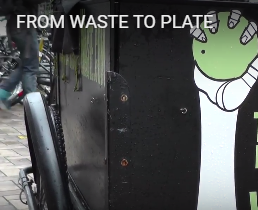 From Waste to Plate