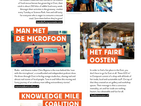 Nieuw Amsterdam: Neighbourhoods – Amsterdam Oost