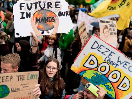 How to Make a Difference? Save the Environment, Join Eco-Activism to Demand Social and Political Cha