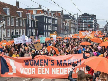 """""""Stronger together"""" — Tammy Sheldon and the Women's March NL"""
