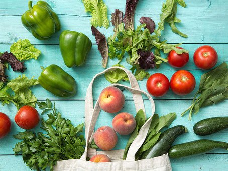 Beginner's Guide to Environmentally-Friendly Food Shopping