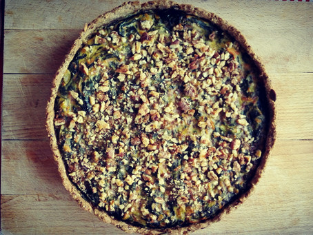 Recycled Quiche