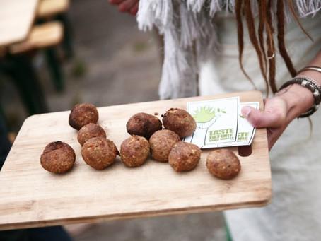 Oh-So-Sweet Bread Balls