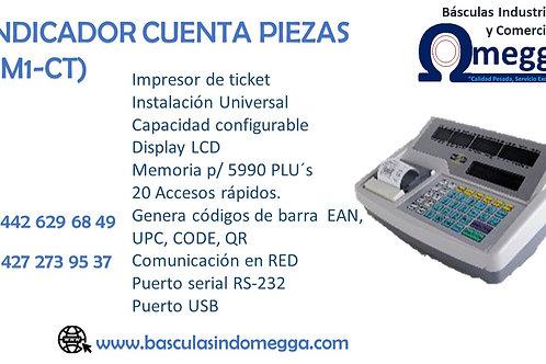 Indicador Cuenta Pieza