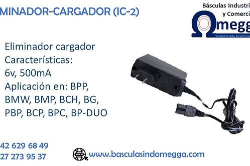 ELIMINADOR-CARGADOR