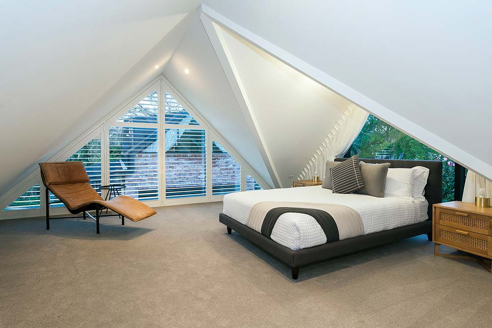 The Observatory Bedroom