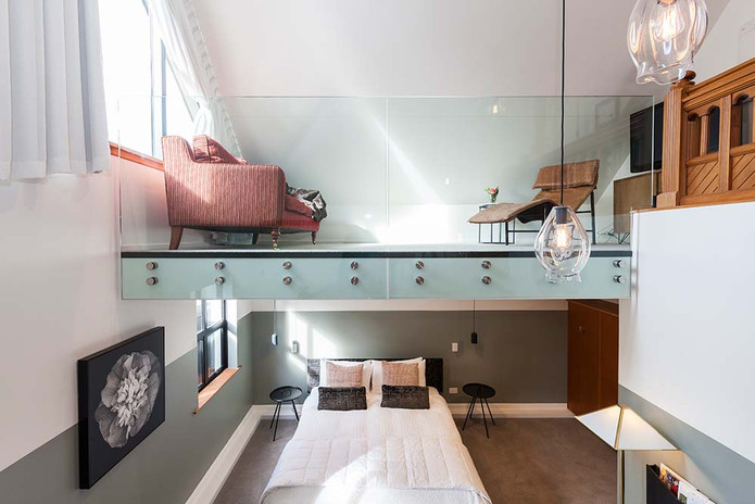Library Suite multi-level suite