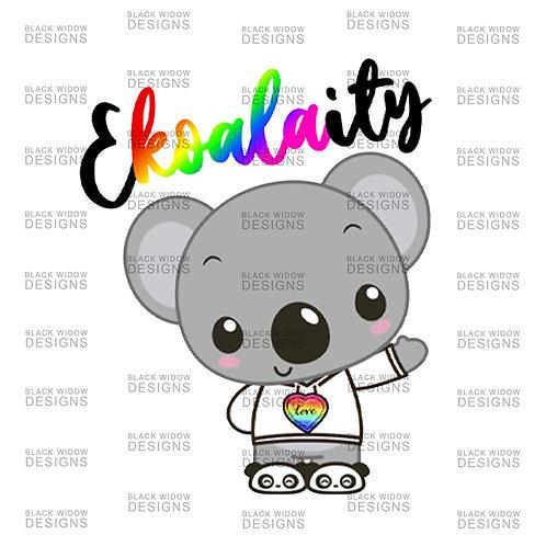 Ekoalaity Sticker