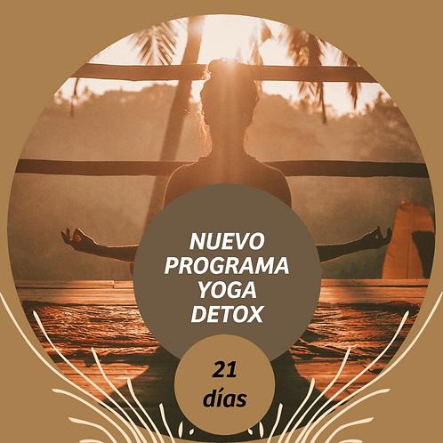 Programa Yoga Detox