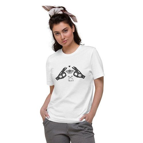 <<<TRUST>>>Unisex Organic Cotton T-Shirt