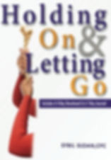 "Sybil Sloan ""Holding On & Letting Go"". Purchase today!"