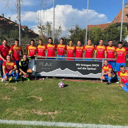 Sponsoring Fussballclub C.F. España Berna