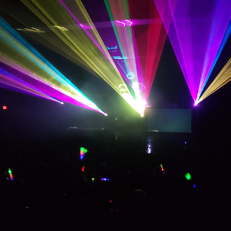 2019 Holiday LaserFest