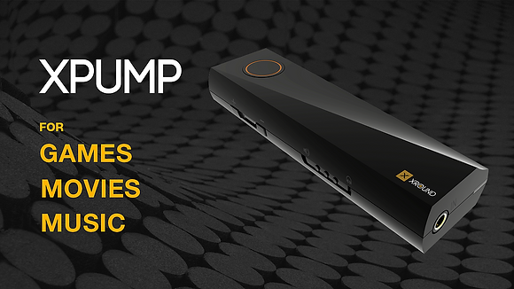XPUMP 智慧音效引擎