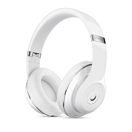 Beats Studio Wireless 頭戴式耳機 - 閃白色