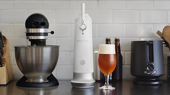 Fizzics Waytap 智能啤酒機