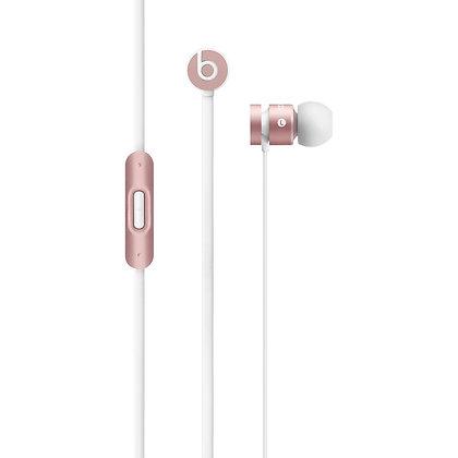 urBeats 耳機 -玫瑰金色