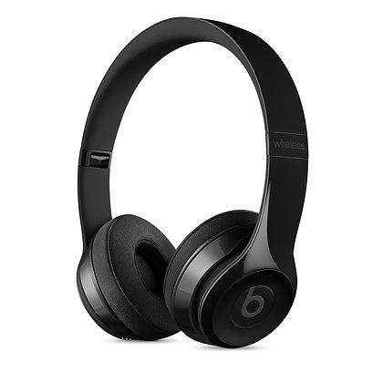 Beats Solo3 Wireless 頭戴式耳機 – 閃黑色