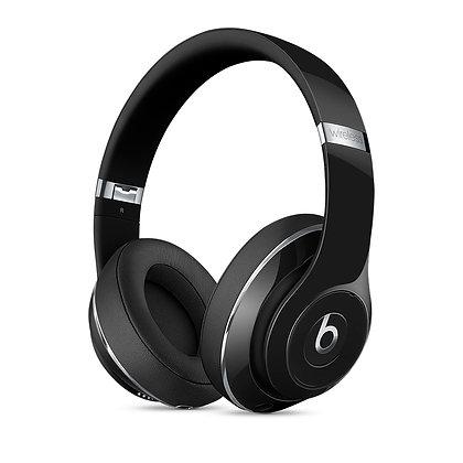 Beats Studio Wireless 頭戴式耳機 - 閃黑色