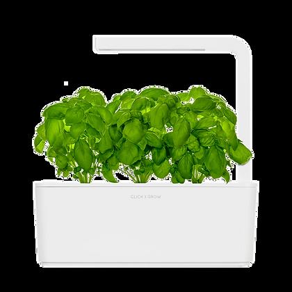 THE SMART HERB GARDEN-White(Click &Grow 智能盆裁 白色)(歐洲制造)