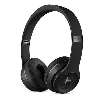 Beats Solo3 Wireless 頭戴式耳機 – 黑色