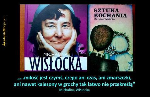Miłość kalesony w grochy_Wisłocka_biogra