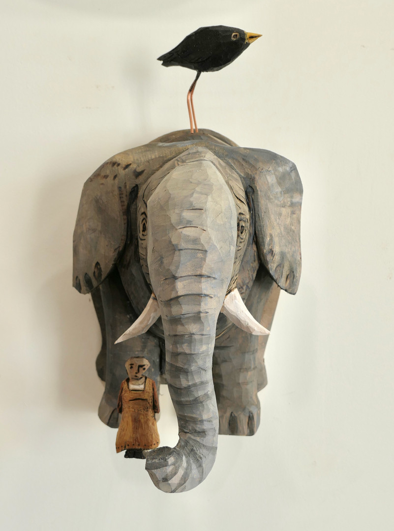 Elephant Guardian