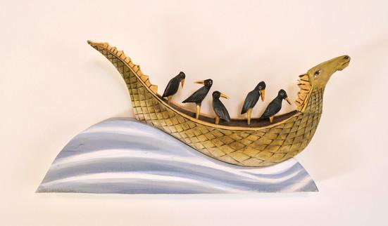 Sea Dragon & Blackbirds