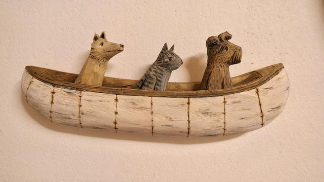 Birch Canoe #4