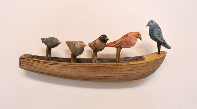 Bird Canoe