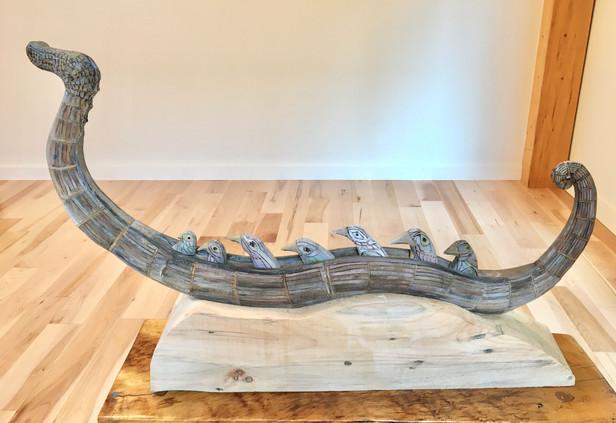 Sea Dragon Longship