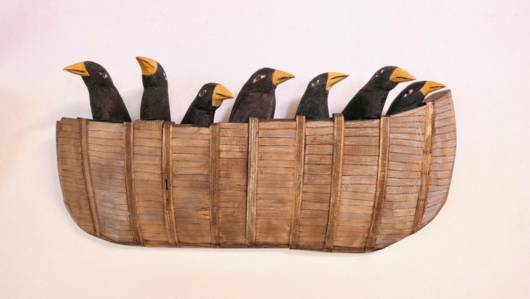 Blackbird Ferry