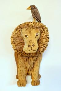 Lion & Raven