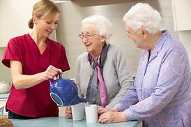 Hope Home Care Dedicated to Providing the Best In-Home Care.