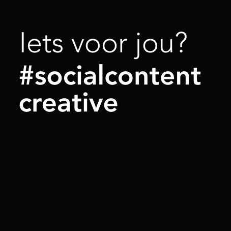 Social Content Creative