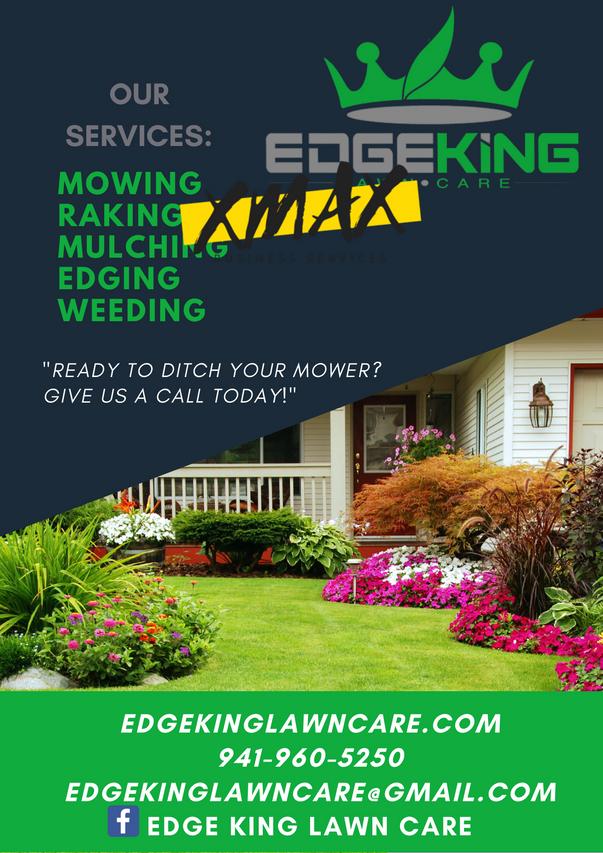 Landscape Business Flyer
