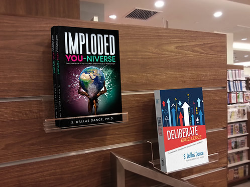 IMPLODED YOU-NIVERSE & DELIBERATE EXCELLENCE
