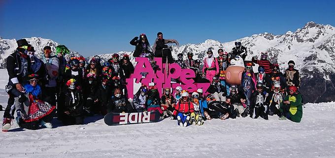 The Big Club Ski Trip