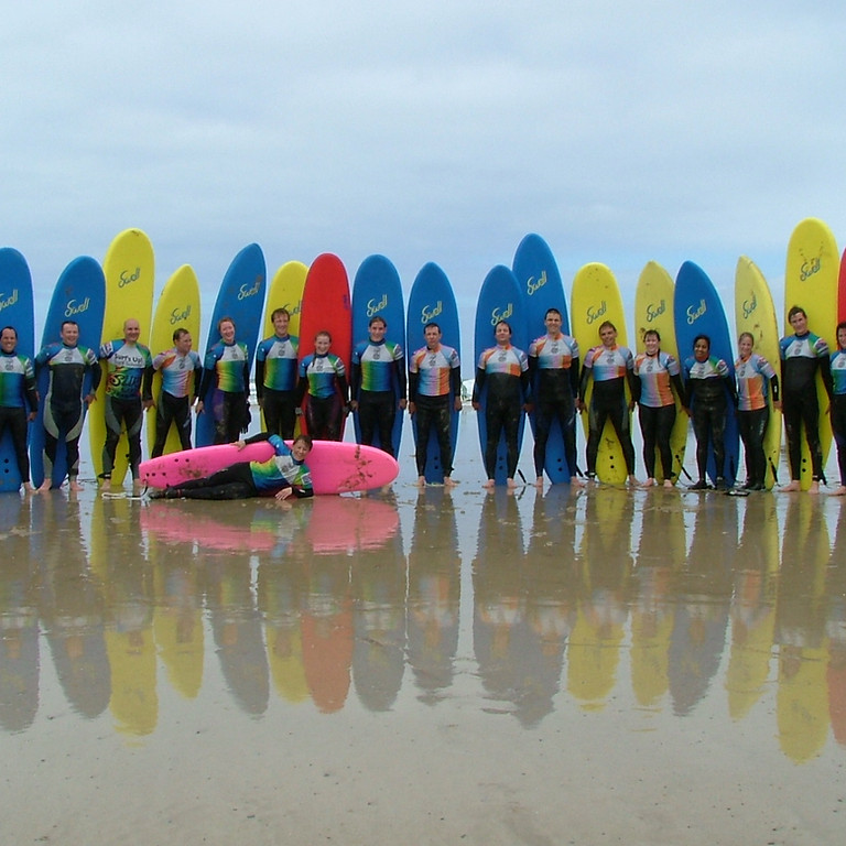 August Bank Holiday - Multi-Activity Weekend in Bude