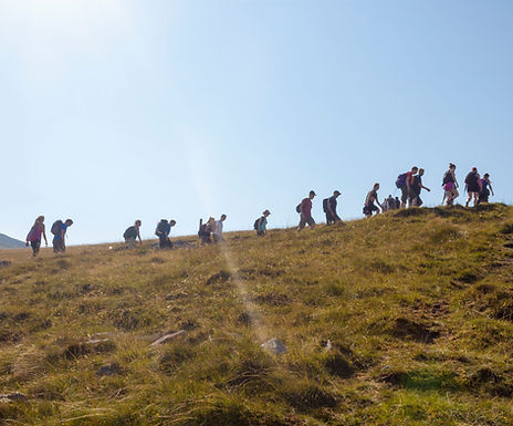 Weekend Social Hike