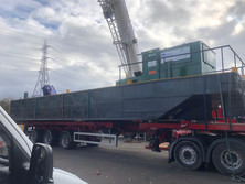 On the Lorry