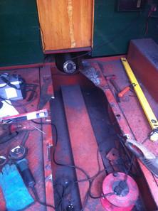 Engine Bed